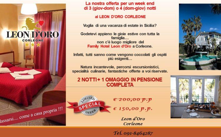 Pacchetto Hotel per la tua estate