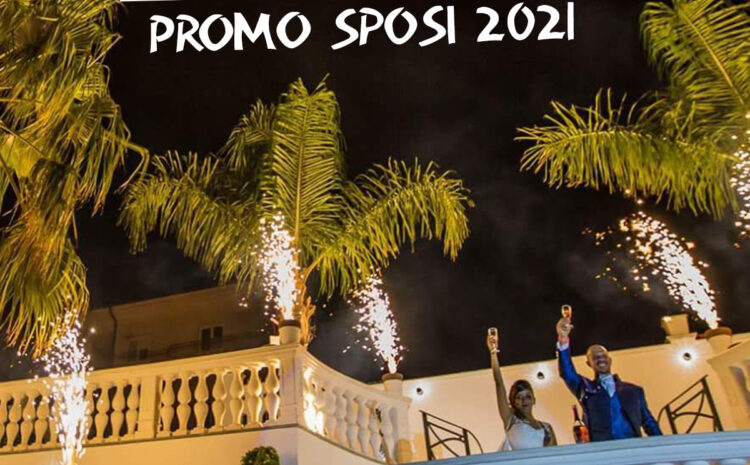 BLACK FRIDAY – PROMO SPOSI 2021